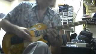 Mark Hitt Takes a Les Paul to Town, how about some blues...