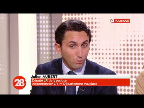 Vidéo de Julien Aubert