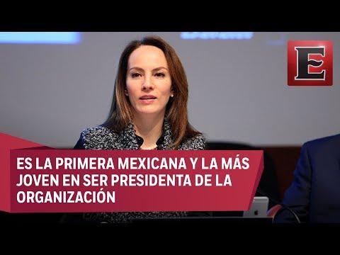 PRIMERA MEXICANA EN LA UNIÓN INTERPARLAMENTARIA