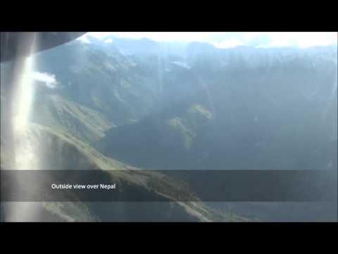 "Multiple views of ""Flight to Tenzing-Hillary Airport; Lukla, Nepal"""