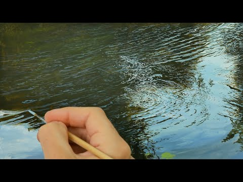 How to Paint Water | Episode #160