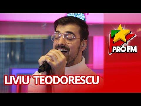 Liviu Teodorescu - Cine m-a pus & Gelos | ProFM LIVE