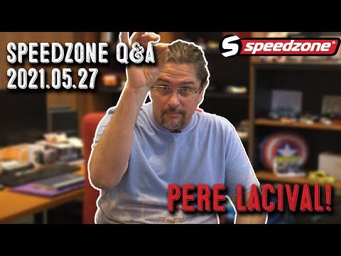 Speedzone Q&A Lacival 2021.05.27