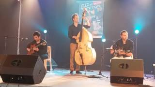 Hadrien Vejsel Trio Jazz en comminges 2017