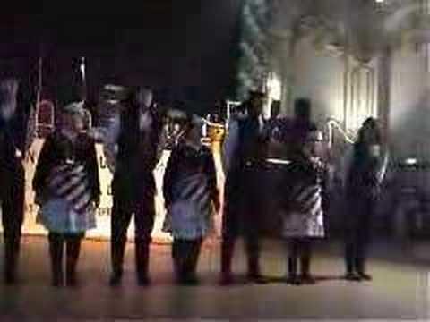 Hepsi Giresun Horon ekibi Berlin Giresun Gecesi