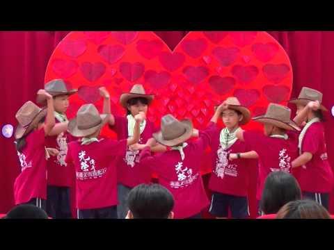 2015 母親節感恩會_四年級表演