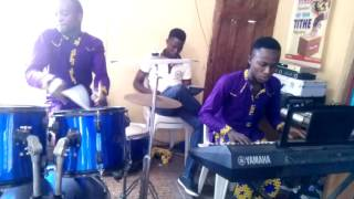 Oba to Ndari afefe on c minor