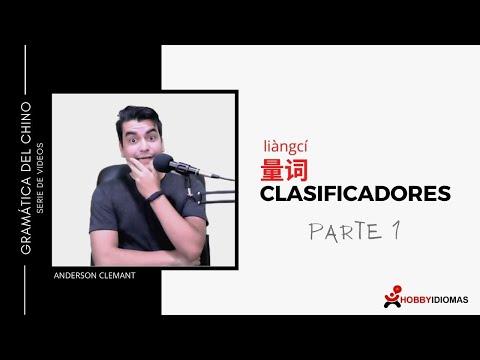 Chino mandarín   Gramática   量词 Clasificadores  (Parte 1)   个 ,把