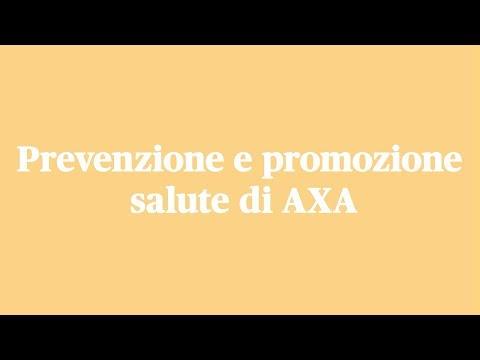 In parole semplici: prevenzione salute di AXA