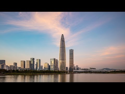 Supertall bullet-shaped skyscraper completes in Shenzhen