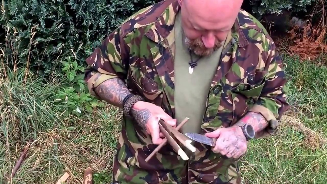 Making a Simple Fishing Spear and how to use Effectively