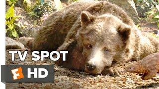 The Jungle Book TV SPOT - Meet the Voice of Baloo (2016) - Bill Murray, Ben Kingsley Movie HD