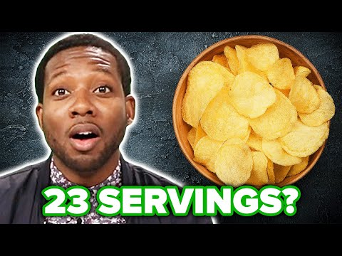 Can You Guess The Serving Size Of These Foods?