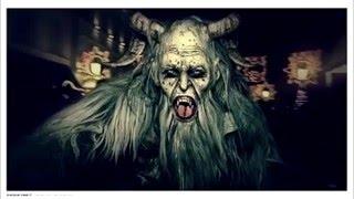 Creepypasta:Krompus el demonio de la Navidad.