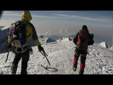Baruntse expedition in Nepal, Himalaya