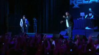 Eminem feat Dr Dre - Insane (Live from detroit 2009)
