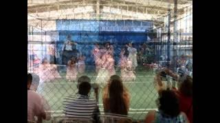 Apresentação do Ballet Jardim Escola Aladdin - Quebra Nozes