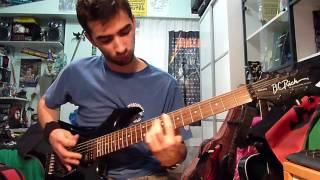 Limp Bizkit - Hot Dog Cover (Josu Alecha)