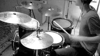 Bonobo - Silver (drum cover)