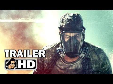 HOW IT ENDS Official Trailer (2018) Theo James Netflix Thriller Movie HD