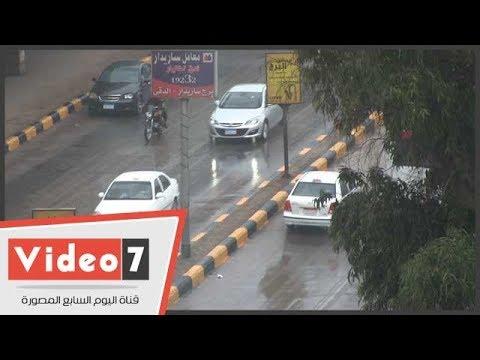 الشتاء يطرق أبوابه.. أمطار متوسطة على القاهرة والجيزة
