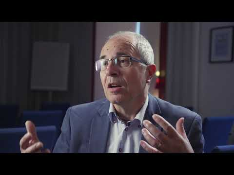 Joachim Karthäuser om energilagring i hett vatten