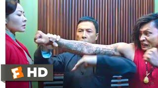 Ip Man 3 (2016) - Elevator Fight Scene (6/10) | Movieclips