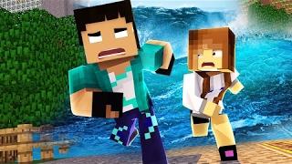 rezendeevil | Minecraft TSUNAMI - SÉRIE NOVA !!! [ TRAILER ]