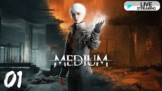 [🔴LIVE ] Let\'s Play : The Medium ( GTX 1080 TI ) [ No Commentary ] - Part 1