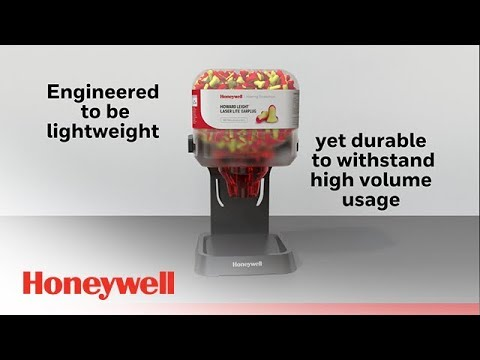 Honeywell HL400 Earplug Dispenser - Your Choice in Hearing Protection | Honeywell Safety