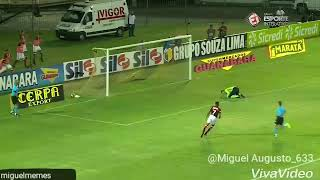 Comemoração Flamengo ao som de Sweet dreams