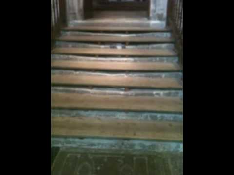 Pilgrim Steps In Rochester Cathedral