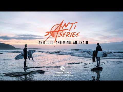 Introducing The 2018 Anti Series Range | Rip Curl