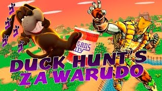 Duck Hunt's Za Warudo