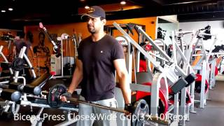 Biceps ball Shape Basic Workouts