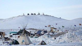 Un juez federal rechaza un recurso de los indios Siux para frenar el oleducto Dakota Access