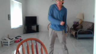 caillou basedgod dance.