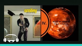 Smiley feat. Cheloo - Plec pe Marte [Official track]