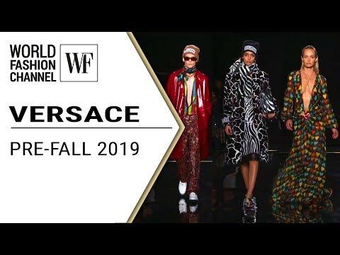 Versace | Pre-fall 2019