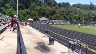 Tamia Shorter - 100 meter dash