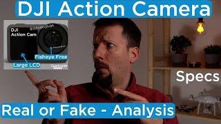 DJI Action Camera - Rumors & Leaks Analysis [4K]