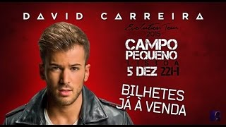 David Carreira - Campo Pequeno 5 Dezembro