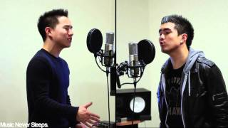 Hold My Hand Cover (MJ & Akon) - JDC and Joseph Vincent