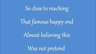 So Close Karaoke / Instrumental Jon McLaughlin From Disney's Enchanted