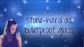 Titanium - David Guetta feat. Sia (cover) Megan Nicole (with Lyrics)