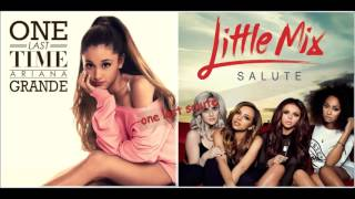 ariana grande vs little mix one last salute mp3