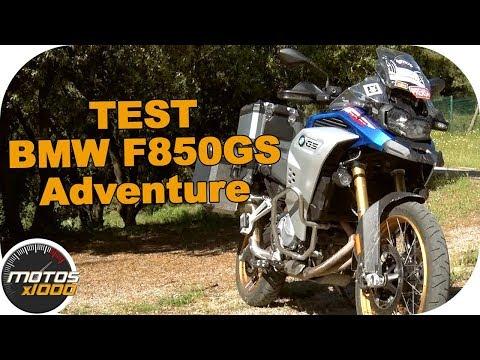 Test BMW F850GS Adventure | Motosx1000