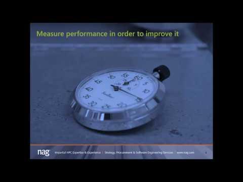 HPC benchmarking