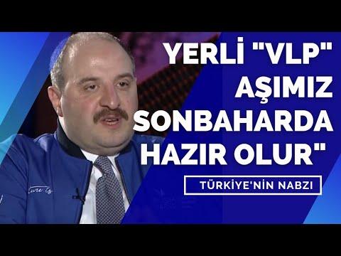 """Yerli """"VLP"""" aşı çalışması ne durumda? Mustafa Varank yanıtladı"""