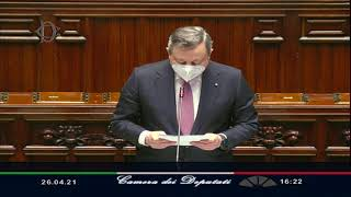 POLITICA: WANDA FERRO SU PNRR PER IL SUD